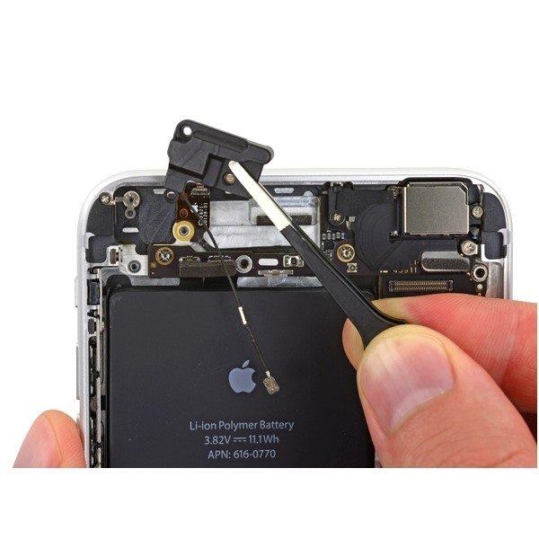 Changement pièce iphone