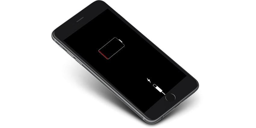 Iphone qui ne charge plus