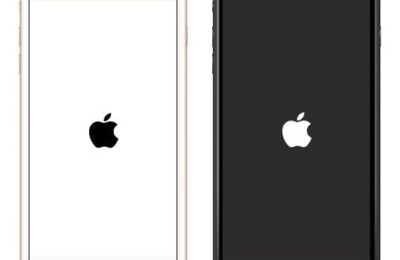 ecran figé apple iphone 8