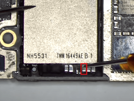 Composant-puce-nand