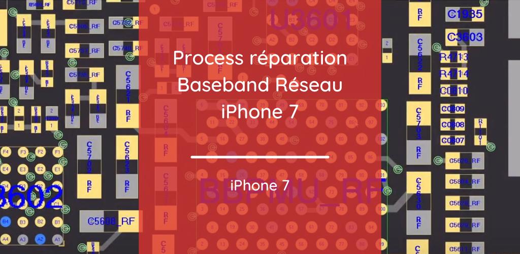 Bannière Process Baseband Iphone 7