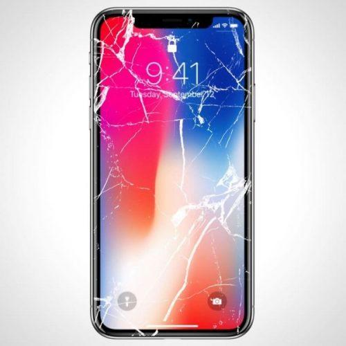 iphone-x-original-cassé