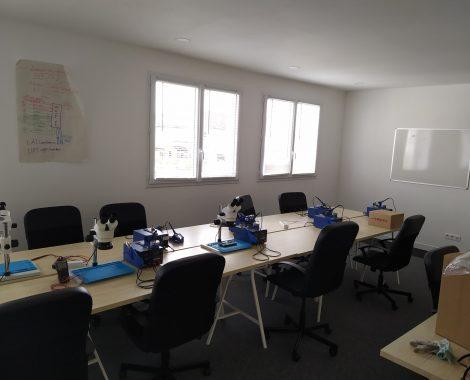 bureaux formation The Repair Academy